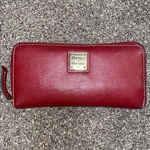 Dooney & Bourke super wallet